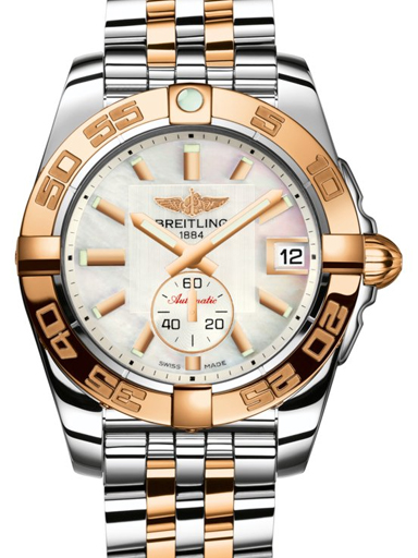 Breitling Galactic 36 Automatic Women's Watch-C3733012/A724/376C