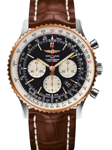 Breitling Navitimer 01 Men's 46 mm Watch-UB012721/BE18/757P/A20D.1