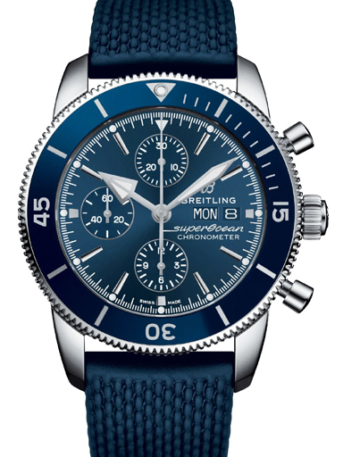 Breitling Superocean Heritage Chronograph 44 Men's Watch-A13313161C1S1