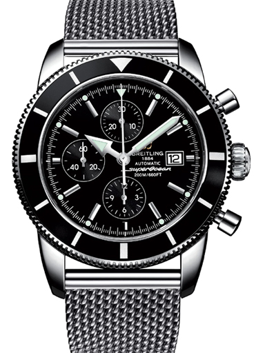 Breitling Superocean Heritage Chronograph Men's Watch-A1332024/B908/152A