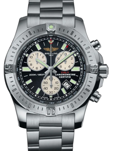 Breitling Colt Chronograph Men's Watch-A7338811/BD43/173A