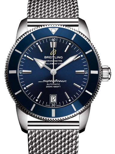Breitling Superocean Heritage II 46 Blue Dial Watch-AB202016/C961/152A