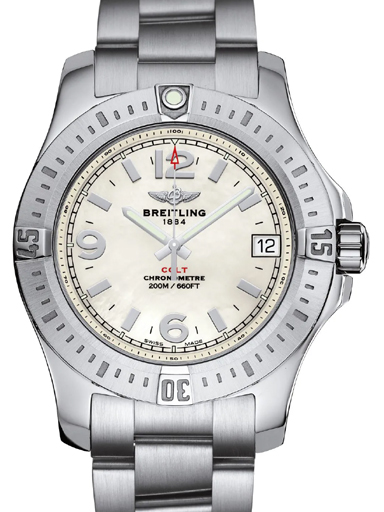 Breitling Colt 36 Women's Watch-A7438911/A772/178A