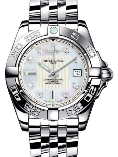 Breitling Galactic 32 Women's Watch-A71356L2/A708/367A