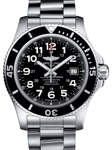 Breitling Superocean II 44 Luxury Men's Watch-A17392D7/BD68/162A