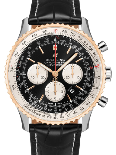 Breitling Navitimer 1 B01 Chronograph Men's Watch-UB0127211B1P2