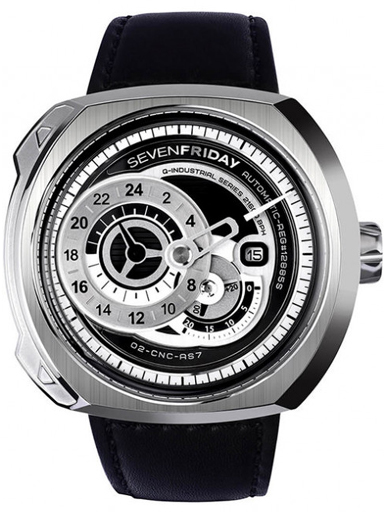 Sevenfriday Q Series Automatic Wrist Watch-SF-Q1/01