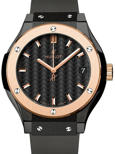 Hublot Classic Fusion Quartz 33 mm Watch-581.CO.1781.RX