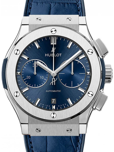 Classic Hublot Fusion Automatic Men's Watch-521.NX.7170.LR
