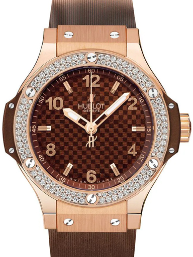 Hublot Big Bang Unisex Quartz Watch-361.PC.3380.RC.1104