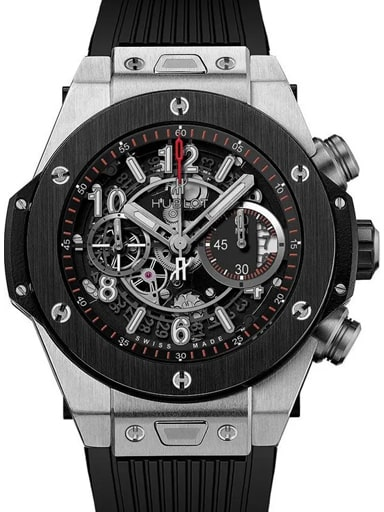 Hublot Big Bang Unico Titanium 45 mm Watch-411.NM.1170.RX