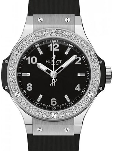 Hublot Big Bang Steel Diamonds Watch-361.SX.1270.RX.1104