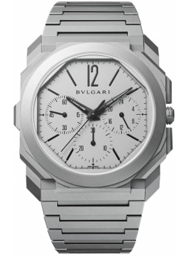 Bvlgari  Octo Chronograph Automatic  Watch-103068
