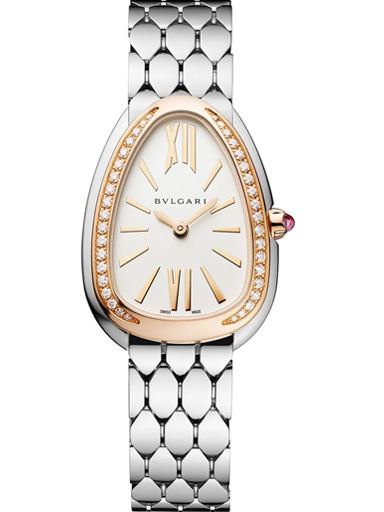bvlgari serpenti women's quartz watch-103143