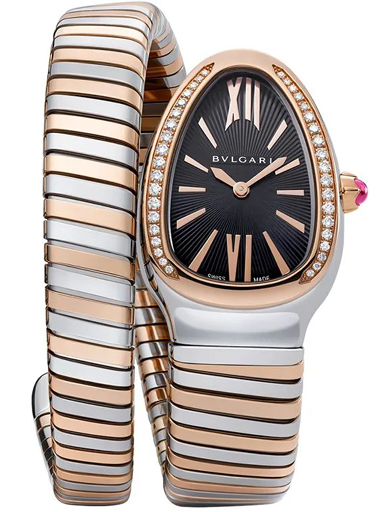 Bvlgari Serpenti Tubogas Ladies Watch-102098
