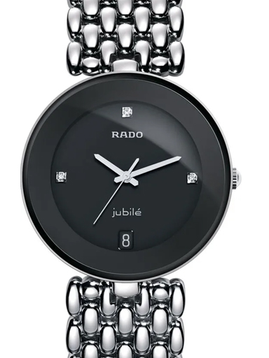 Rado Florence Black Dial  Men's Watch-R48792723