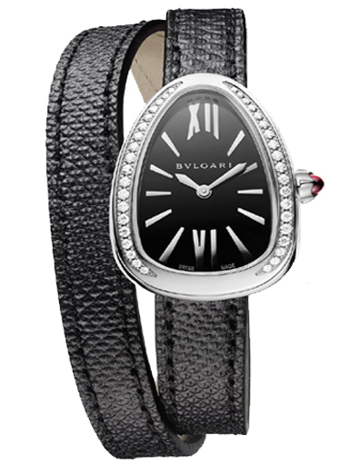 Bvlgari Serpenti  Women's Quartz Diamonds Watch-102921