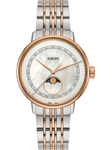 Rado Coupole Classic Mother Of Pearl Dial Watch-R22883953