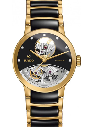 Rado Centrix Open Heart Automatic Men's Watch-R30246712