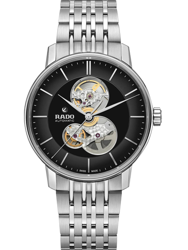 Rado Coupole Classic Open Heart Automatic Watch for Men's-R22894153