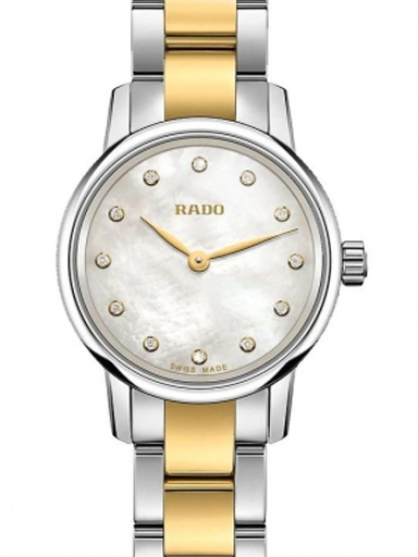Rado Coupole  White Mother of Pearl Dial Watch-R22890952