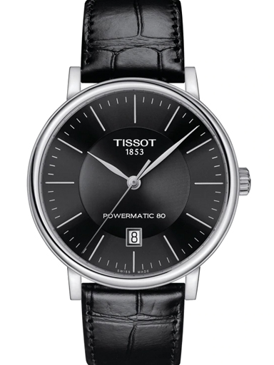 Tissot Carson Powermatic 80 Automatic Men's Watch-T1224071605100