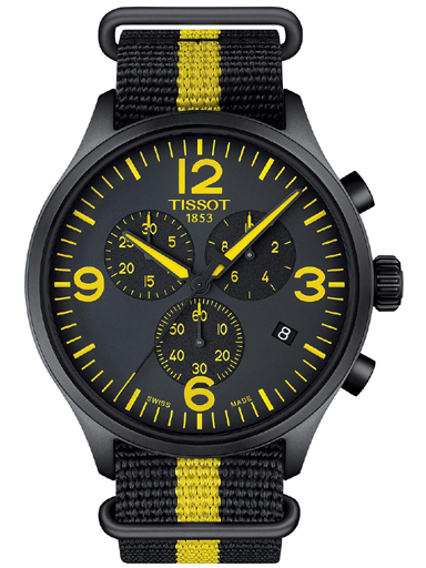 Tissot Chrono XL Tour De France Special Edition Men's Watch-T1166173705700