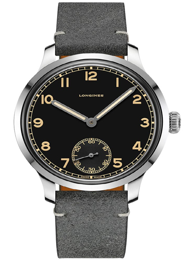 Longines Heritage Military Limited Edition Men's Watch-L28264532