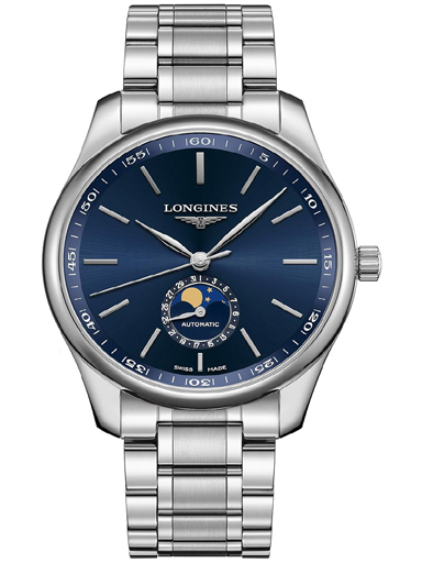 Longines Master Moonphase Automatic 42 mm Men's Watch-L29194926
