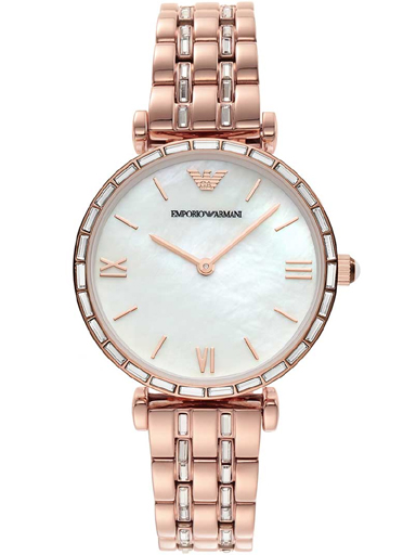 Emporio Armani Women's Gianni T-Bar Watch-AR11294I