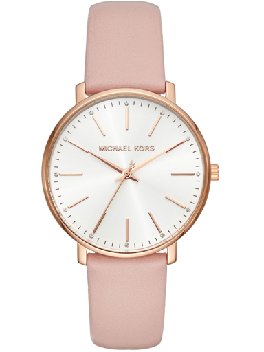 Michael Kors Analog White Dial Women's Watch - MK2741-MK2741I