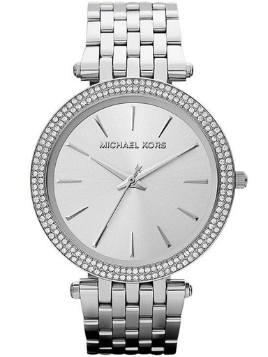 Michael Kors Darci Analog Silver Dial Women's Watch - MK3190-MK3190I