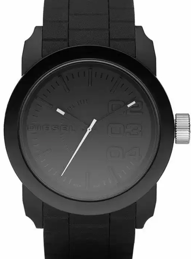 Diesel Unisex Black Dial Watch DZ1437-DZ1437