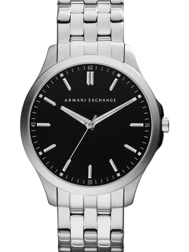 Armani Exchange Black Dial Stainless Steel Men's Watch AX2147-AX2147