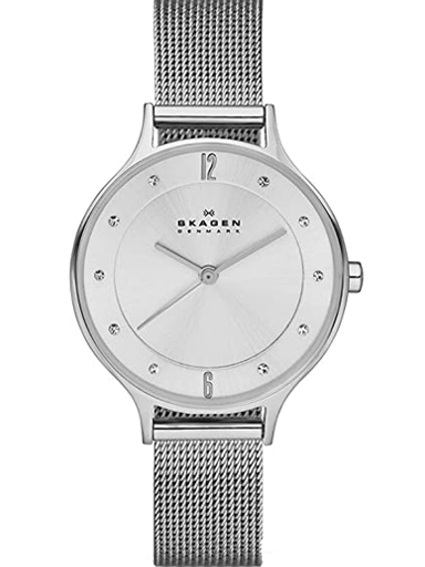 skagen anita steel-mesh women watch-SKW2149I