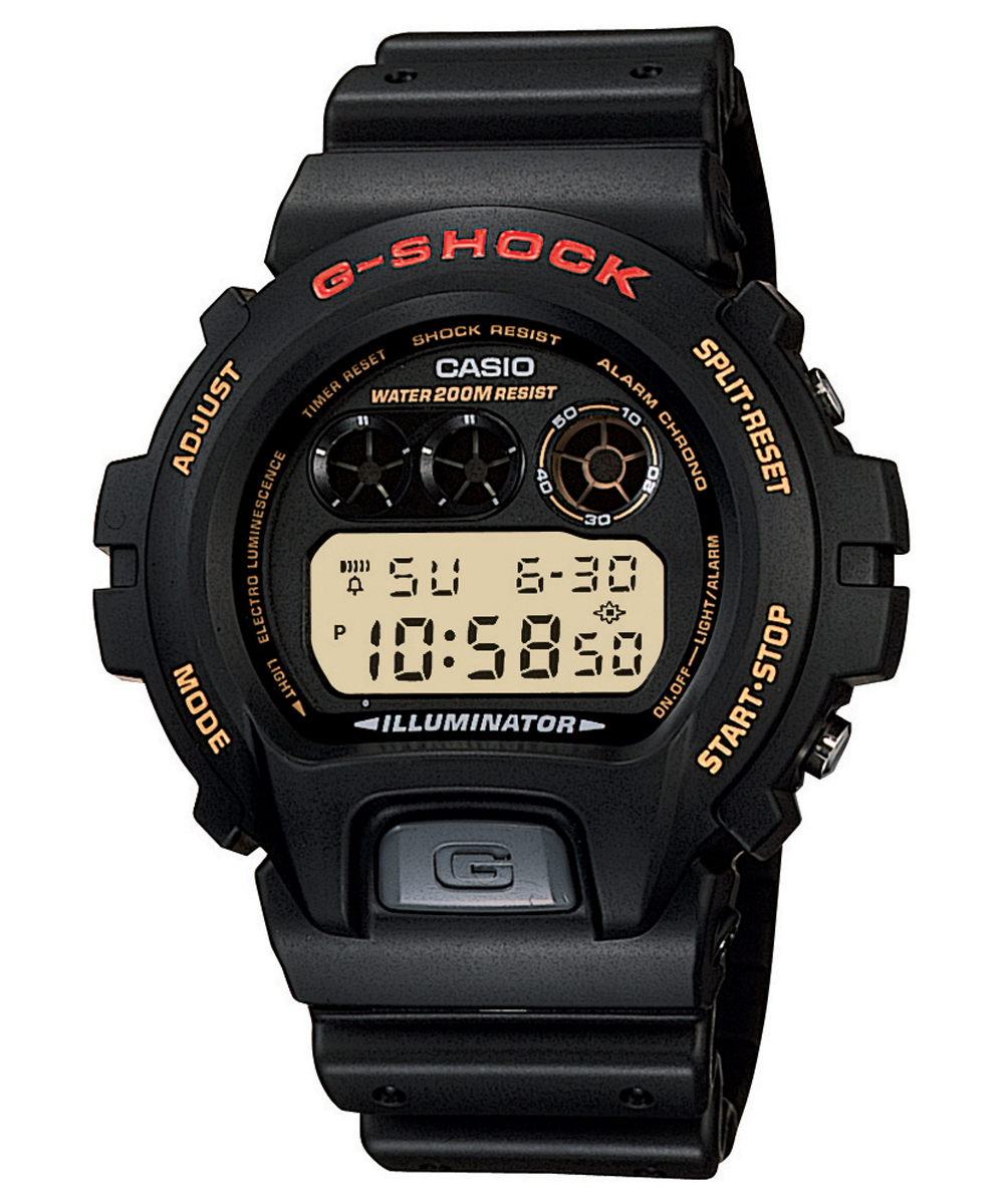 G009 DW-6900G-1VHDF G-SHOCK WATCH-G009