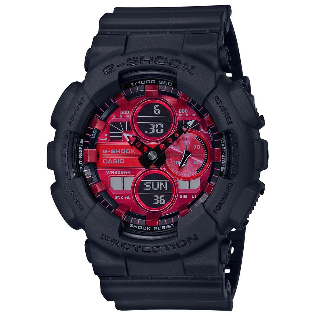 G1002 GA-140AR-1ADR G-SHOCK WATCH-G1002