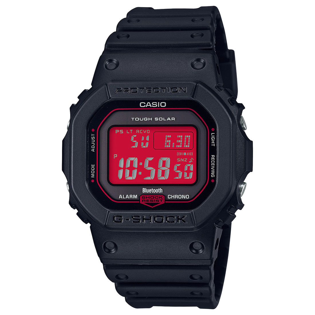 G1007 GW-B5600AR-1DR G-SHOCK WATCH-G1007