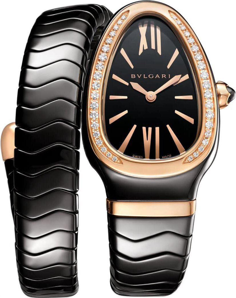Bvlgari Serpenti Spiga Women's Watch-102532