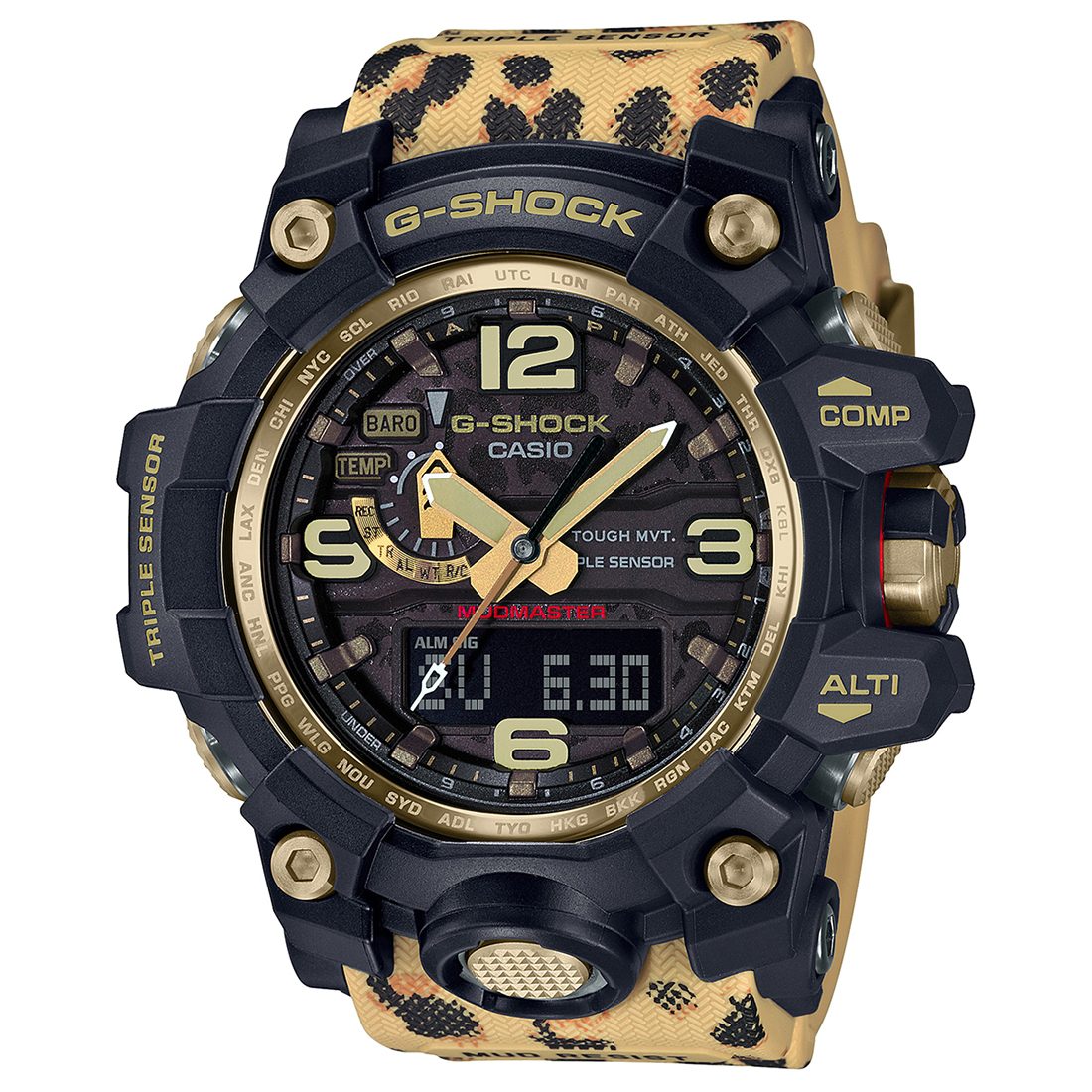 G1010 GWG-1000WLP-1ADR G-SHOCK WATCH-G1010