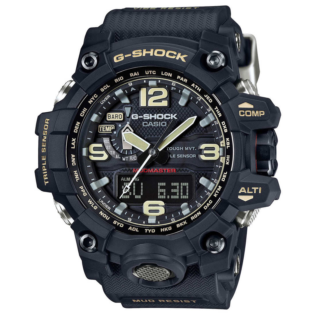 G654 GWG-1000-1ADR G-SHOCK WATCH-G654