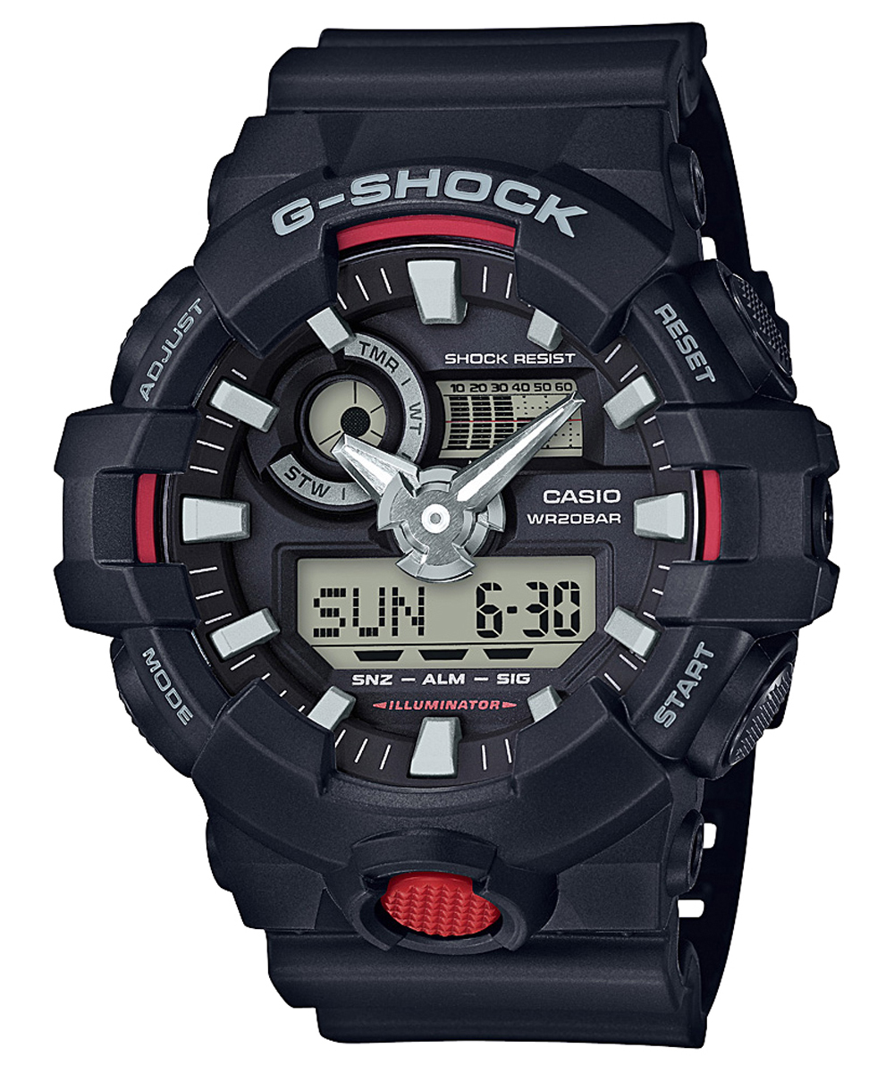 G714 GA-700-1ADR G-SHOCK WATCH-G714