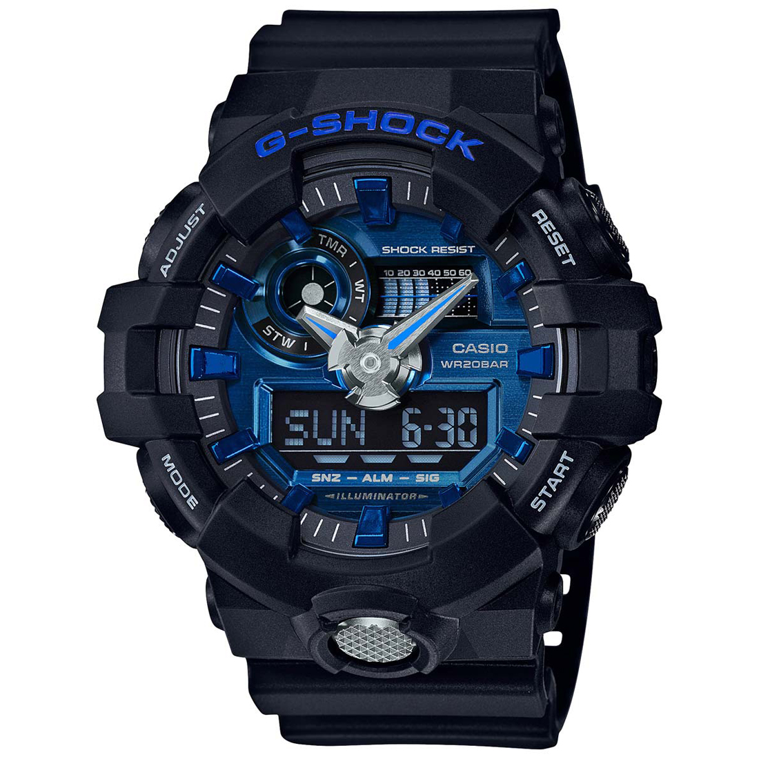 G739 GA-710-1A2DR G-SHOCK WATCH-G739