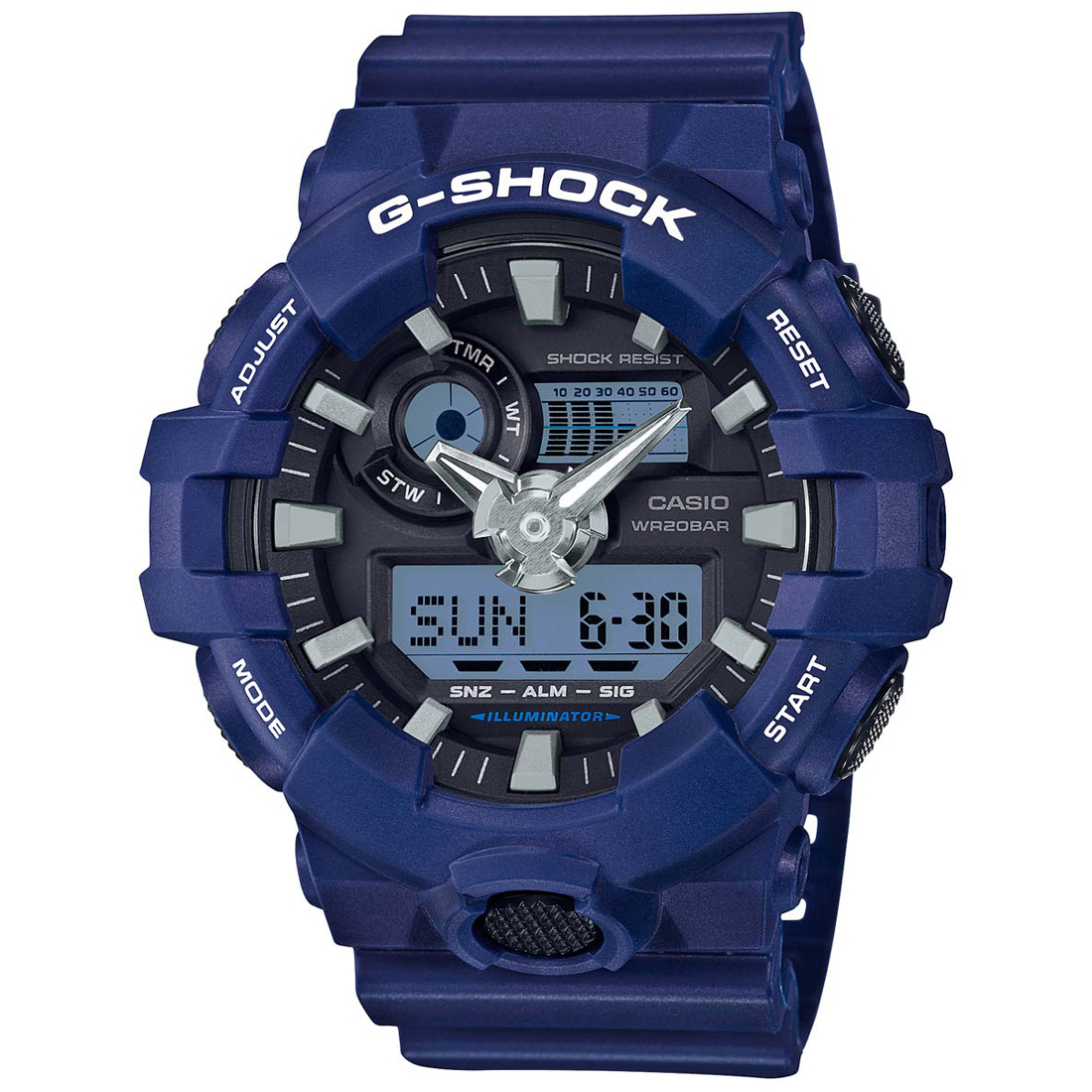 G741 GA-700-2ADR G-SHOCK WATCH-G741