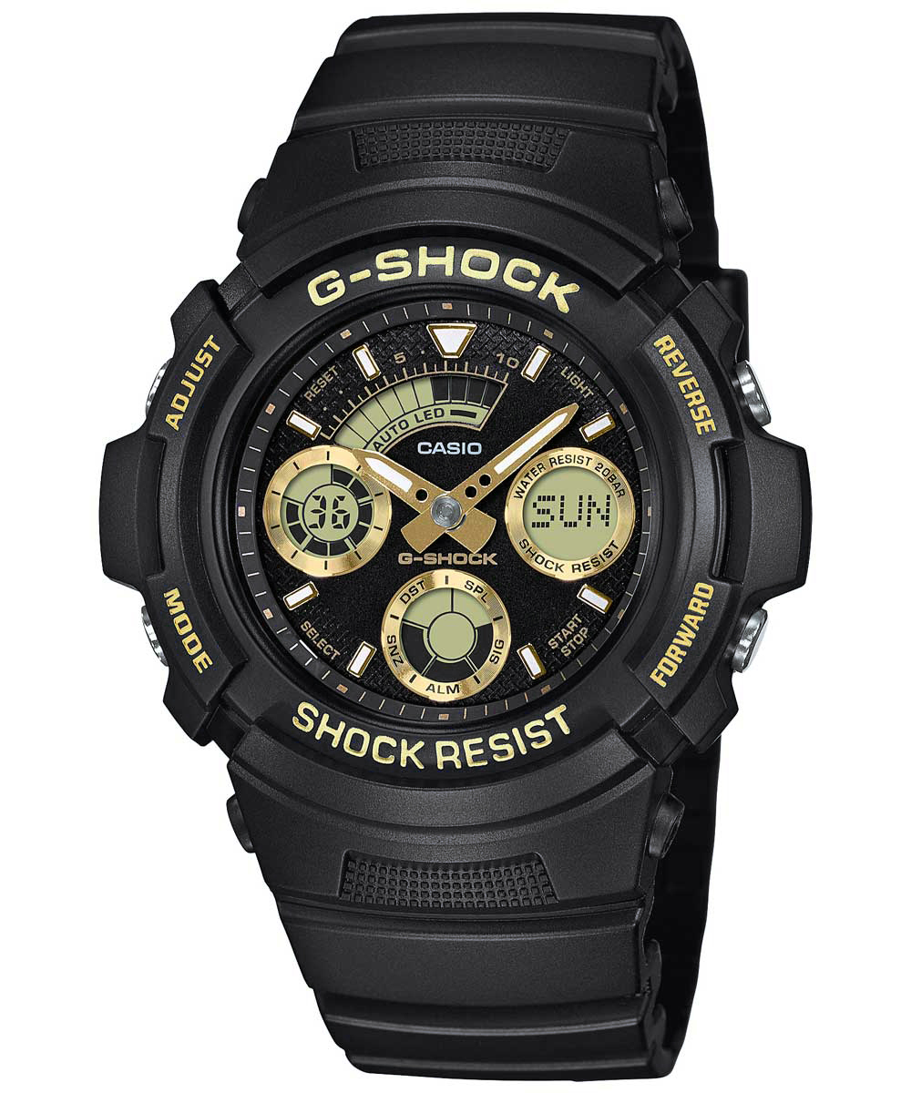 G776 AW-591GBX-1A9DR G-SHOCK WATCH-G776