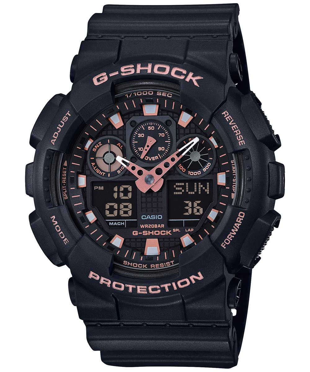 G779 GA-100GBX-1A4DR G-SHOCK WATCH-G779