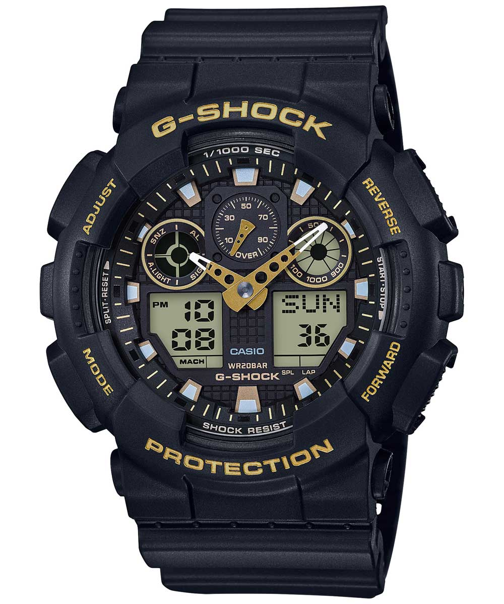 g780 ga-100gbx-1a9dr g-shock watch-G780