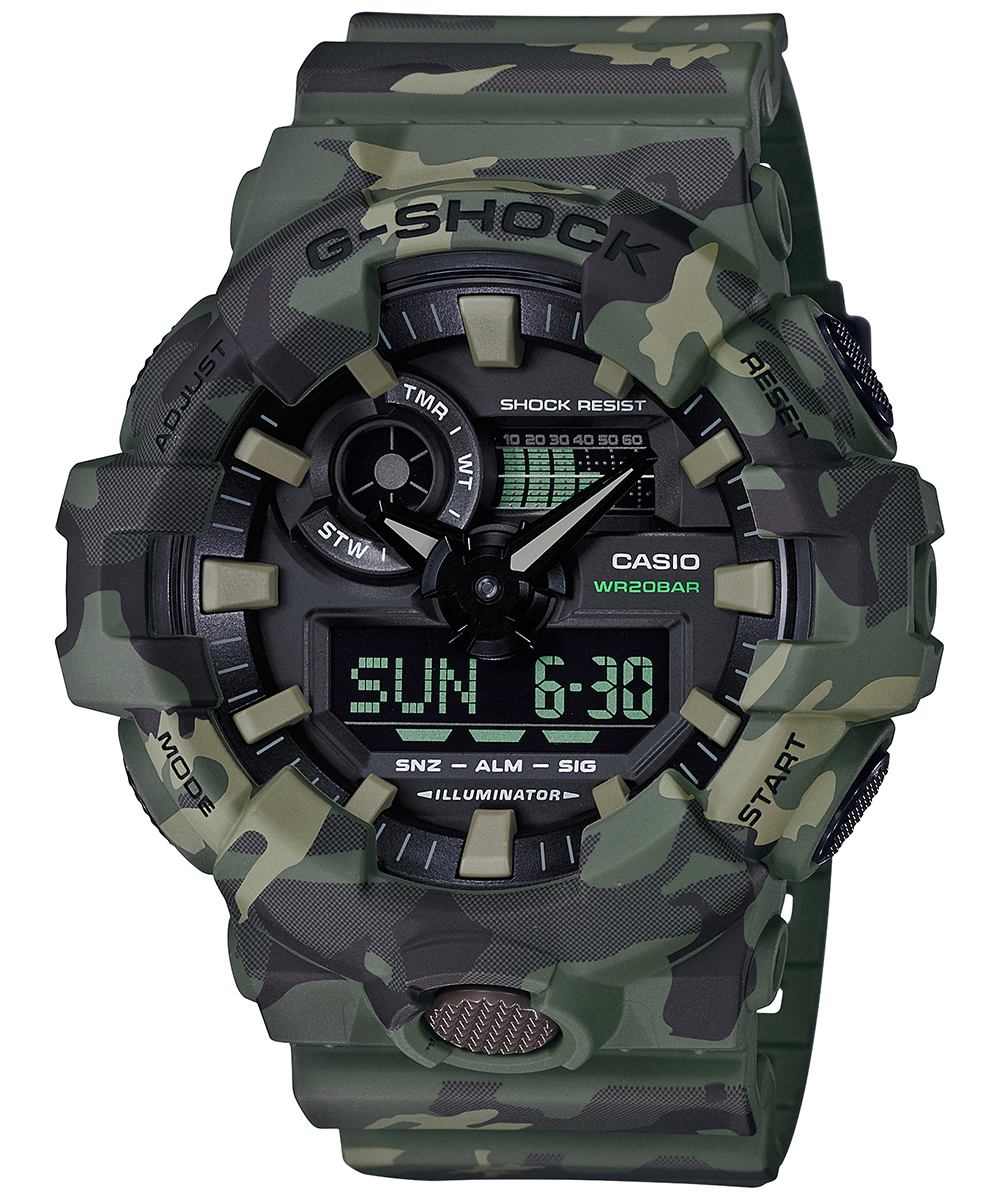 g824 ga-700cm-3adr g-shock watch-G824
