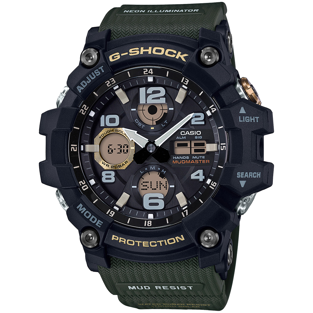 g831 gsg-100-1a3dr g-shock watch-G831