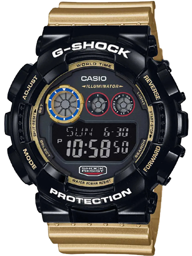 G760 GD-120CS-1DR G-SHOCK WATCH-G760